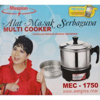 Maspion MEC-1750 Multi Elektrik Cooker