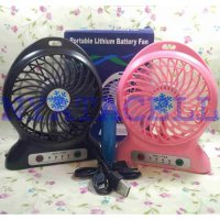 Powerbank Kipas Mini Portable /Kipas Angin/Powerbank/Mini Fan