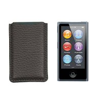 [macyskorea] Lucrin - iPod Nano Pouch - Mouse-Grey - Granulated Leather/11431508