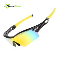CS007. RockBros Polarized Cycling MTB Driving Fishing Glasses Outdoor