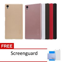 Nillkin Frosted Shield Hardcase Sony Xperia Z5 - Free Screen Guard 100% Original