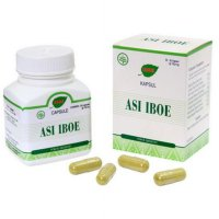 Jamu IBOE - Asi IBOE Herbal Supplemen 2 botol @30 kapsul
