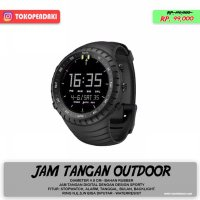 Suunto Digital Watch Jam Tangan Outdoor Sunto Alarm Stopwatch Bagus Ok