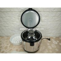 Magic com / Rice Cooker Sanken Stainless 1.8lt SJ-2100
