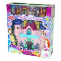 Otoys My Dream Beauty Castle Princess Ruman Mainan Anak Perempuan - PA-2974