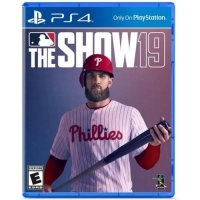 PS4 MLB The Show 19 Region 3 Asia