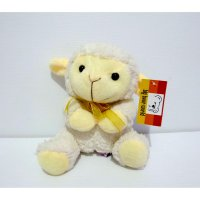 Boneka Domba Sheep Lamb Original Big Bear World Import Doll