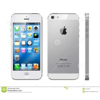 Apple iPhone 5 16GB White / Free Tempered Glass