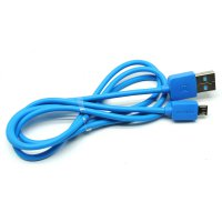 Remax Light Speed Micro USB Cable for Smartphone - Blue