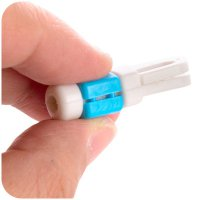 Universal Saver USB Cable Protector - Blue