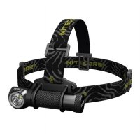 NITECORE HC30 Headlamp Senter LED CREE XM-L2 U2 1000 Lumens - Black
