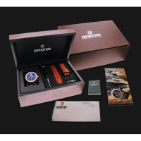 Jam Tangan Pria Expedition 6715 Original Free Leather Limited Edition