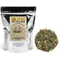[poledit] Solstice Tea Traders Citrus Dragon Lemon Mint Green Tea, Loose Leaf Lemon Mint G/14117857