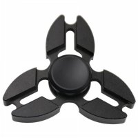 Sakura Metal Fidget Spinner - Black