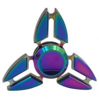 Sakura Metal Fidget Spinner - Multi-Color