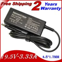 [globalbuy] JIGU 19.5V 3.33A 4.8*1.7MM 65W Replacement For HP Pavilion Sleekbook 14 15 For/4140057