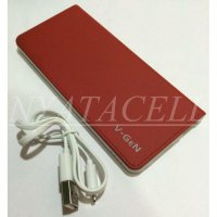 Powerbank Vgen Slim V502 5000mAh Value Pack 5000 mAh Power Bank Ultra