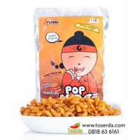 Snack Makaroni Pedas Pop Mac