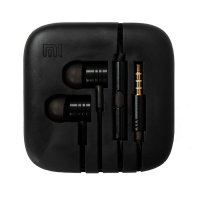 Termurah Xiaomi Mi Piston Huosai Earphone (Oem) - Black