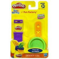 [poledit] Play-Doh Play Doh L`il Fun Factory Mini Playset Treats Includes 1 Oz Play Doh & /11989845