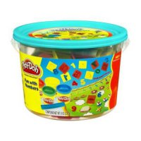 [poledit] Play-Doh Play Doh Fun with Numbers - 16 Pieces (T1)/11990055