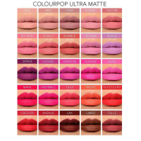 Colour Pop - Ultra Matte Lip Liquid Lipstick ( Colourpop )
