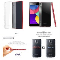 Imak Crystal Case 2nd Series Lenovo Vibe Shot Z90