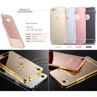 Luxury Mirror Bumper Case Oppo F1 Plus