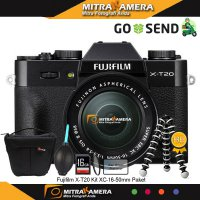 Fujifilm X-T20 Kit XC-16-50mm Paket