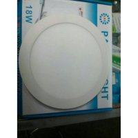 Termurah Led Panel Lamp Brilliant Downlight 18 Watt Putih
