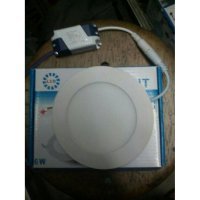 Termurah Led Panel Lamp Brilliant Downlight 6 Watt 3 In
