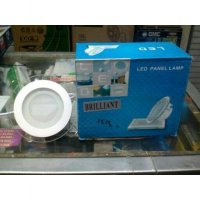 Termurah Led Panel Lamp Brilliant Downlight 6 Watt Putih