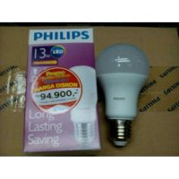 Termurah Lampu Led Philips 13Watt Kuning