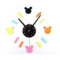 Jam dinding Mickey mouse cute
