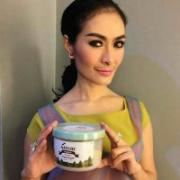 Lulur Wajah Nature Organic GREEN TEA