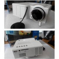 MINI LCD PROJECTOR - SUPPORT 1024 X768 RESOLUTION UC - 28