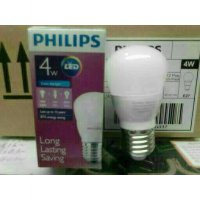 Termurah Lampu Led Philips 4,5 Watt Kuning