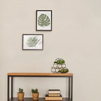 Hyundae Fixpix Wallpaper Sticker Dinding Horizontal Beige - GP 11542