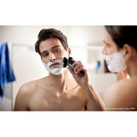 Philips S9041/12 9000 Series Wet and Dry Shaver with SmartClick Precision Trimmer