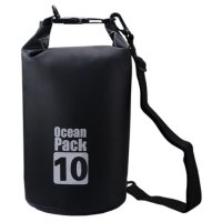 Termurah Outdoor Waterproof Bucket Dry Bag 10 Liter