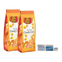[poledit] Jelly Belly Gourmet Candy Corn - 7.5 Oz Gift Bag (Pack of 2) with a Teleported T/13874594