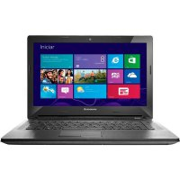 Lenovo IdeaPad G40-80-5005U- RAM 2GB - Intel Core i3-5005U - 14'LED - Hitam