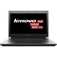 Lenovo Ideapad 100 15IBY - 15.6' - Intel Celeron N2840 - RAM 2GB - HDD 500GB - Windows 8.1 - Hitam