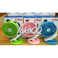 mini USB FAN with Clip for BABY Stroller--Bisa di charg