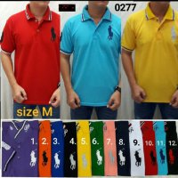 Kaos Polo playmore | polo shirt 0277 size M