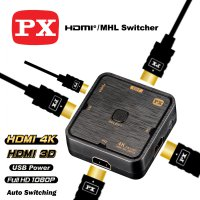 PX HDMI Splitter Switcher HD-4310UA