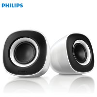 Original Philips SPA2201/93 USB mini notebook speaker