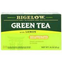 [poledit] Bigelow Tea Bigelow Decaffeinated Green Tea with Lemon, 20-Count Boxes (Pack of /13872888