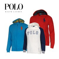 [Genuine] Polo Ralph Lauren T-shirt / hooded hood zip / Polo Collared Shirts / Polo Shirt / Southern shirts Hoodies / Hooded Polo / Polo