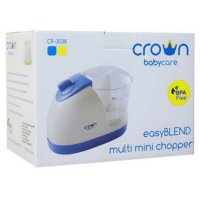 Crown Blender Makanan Bayi EasyBlend Multi Mini Food Chopper